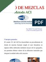 Diseño de Mezclas_ACI