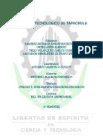 Unidad 1 - Fundamentos Macroeconomicos