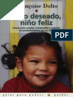 Niño Deseao, Niño Feliz_Francoise Dolto