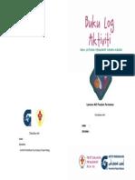 Template Buku Aktiviti - Skim Lencana Pkk