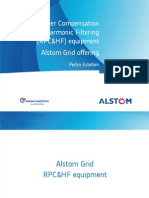 Alstom Grid - RPC&HF - Alstom Grid Offering