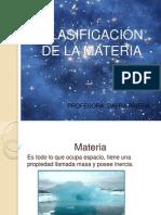 3-Clasificacion de La Materia