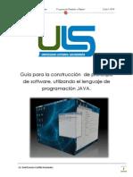 Guia Para El Desarrollo de Prototipo de Software Evaluacion III NetBeans