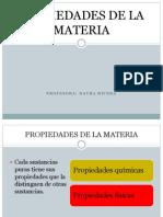 4-Propiedades de La Materia