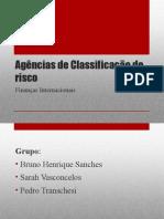 Agências de Classificação de Risco