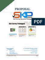 Proposal Survery Kepuasan Pelanggan 2014