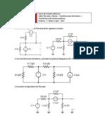Taller Circuitos Electricos - Thevenin Trans Ftes
