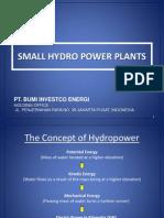 Small Hydro Power Plants_1