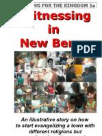 Witnessing in New Berea