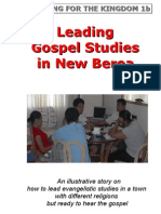 Leading Gospel Studies in New Berea
