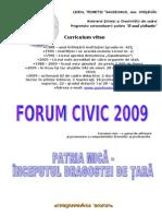 Forum Civic 2009