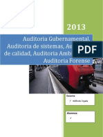 14 Auditoria - Grupo