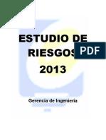 Estudio de Riesgos 2013