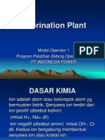 Chlorination Plant