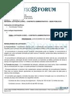 Oab x Exame - Noite - Presencial - Turma Branca - Direito Administrativo - Aula 03 - 04.03.2013
