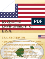 Business Environment of USA
