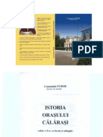 Istoria Orasului Calarasi Tudor Constantin