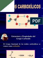 Ácidos carboxílicos 1