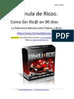 Formula de Ricos
