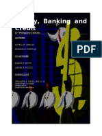 Core Concepts - Money, Banking and Credit