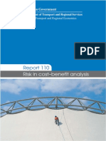 Report 110 Risk in Cost-Benefit Analysis.pdf
