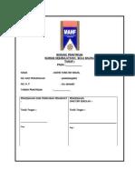 Borang Praktikum Kursus Kejurulatihan Di IPGM Ipoh