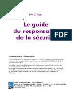 Le Guide Du Responsable de La Sécurité 2006