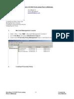How to Block TCP/UDP Ports Using IPsec in Windows