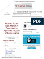 Quantitative Aptitude With Quicker Methods Pdf