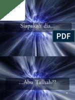 abu talhah