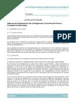 Modificacion y Terapia Conducta II