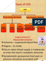 Types of CHD-Angina
