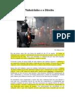 Mauro Iasi - Rousseau, Pinheirinho e o Direito