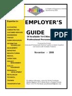 Employers Guide November 2009 CT3 B