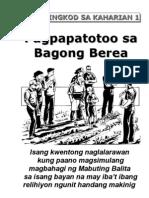 Pagpapatotoo sa Bagong Berea