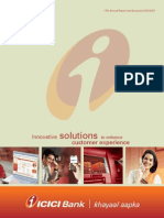 ICICI Bank Annual Report FY2011