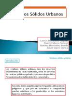 4 Residuos Urbanos 1