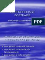 Le Remorquage Portuaire-Veille Permanente