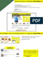 2_Novedades en la WEB_ Guía de Restaurantes 09_10 (ok)