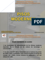 Clase 04(Pisos Modernos) Costruccion II