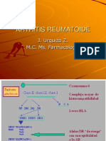 Tema 6 - Artritis Reumatoide