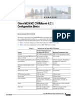 Configuration Limits 6-2