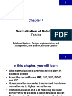 04chapter Normalization