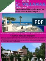 Quels Sont Les Risques Associés à La Location de Villas de Vacances Directe en Espagne