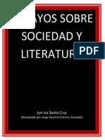100416212 Ensayos Sobre Sociedad y Literatura Jun Isa Santa Cruz