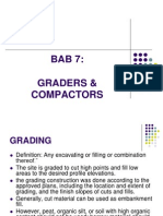 Bab 7 Graders and Compactors