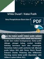 Ipba White Dwarf