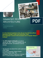 Disaster Resistant Architecture