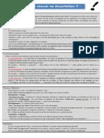 Fiche Methode Dissertation 1