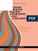 Biomass Pyrolysis Liquids Upgrading and Utilization,